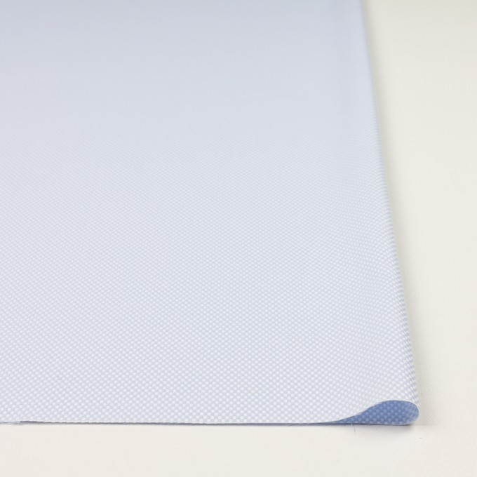 コットン×ドロップ(サックス)×斜子織 イメージ3