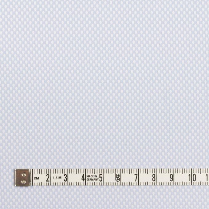 コットン×ドロップ(サックス)×斜子織 イメージ4