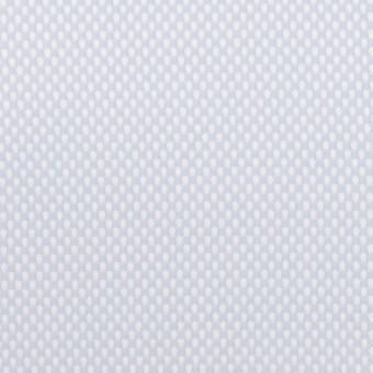 コットン×ドロップ(サックス)×斜子織 サムネイル1