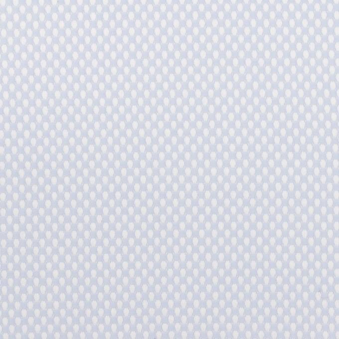 コットン×ドロップ(サックス)×斜子織 イメージ1