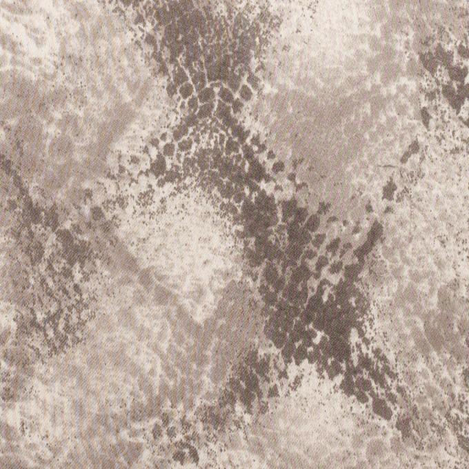 ポリエステル×バイソン(アッシュブラウン)×サテン_全2色 イメージ1