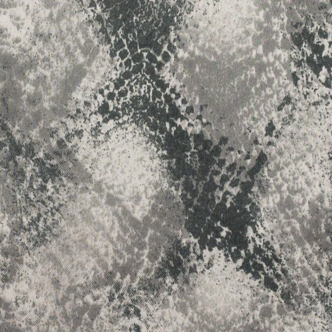 ポリエステル×バイソン(グレー)×サテン_全2色 イメージ1