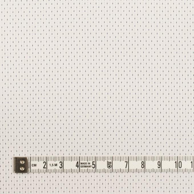 コットン&ポリウレタン×ステッチ(ミルク&ネイビー)×ドビーストレッチ イメージ4