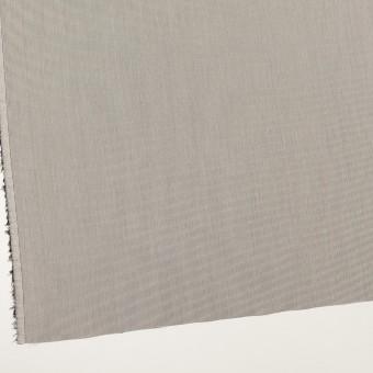 コットン&シルク混×ストライプ(アイボリー&ブラック)×コードレーン・ストレッチ サムネイル2