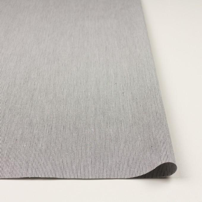 コットン×ストライプ(チャコールグレー)×コードレーン_全2色 イメージ3
