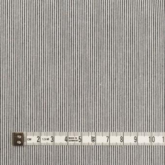 コットン×ストライプ(チャコールグレー)×コードレーン_全2色 サムネイル4