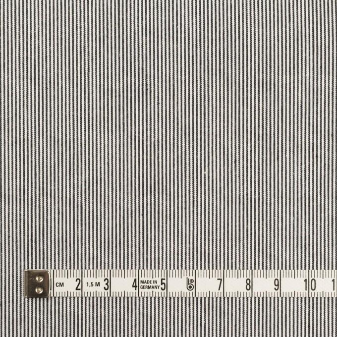 コットン×ストライプ(チャコールグレー)×コードレーン_全2色 イメージ4