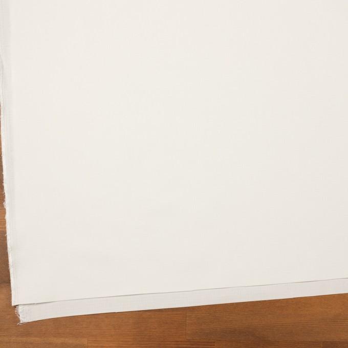 コットン&シルク×無地(ミルク)×リップストップ_全4色 イメージ2