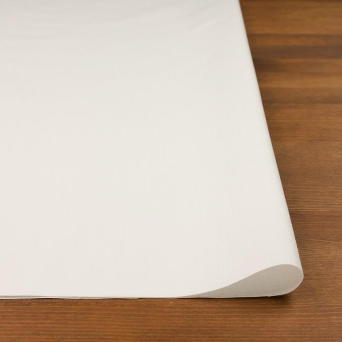 コットン&シルク×無地(ミルク)×リップストップ_全4色 イメージ3