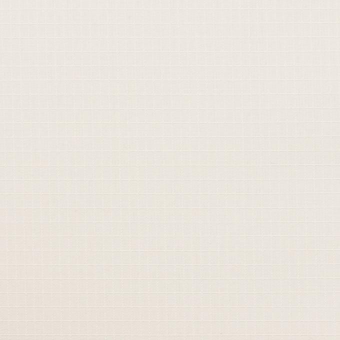 コットン&シルク×無地(ミルク)×リップストップ_全4色 イメージ1