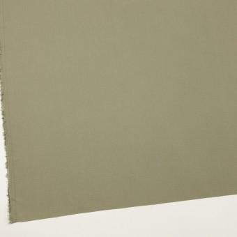 コットン&シルク×無地(アイビーグリーン)×リップストップ_全4色 サムネイル2