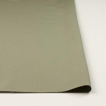コットン&シルク×無地(アイビーグリーン)×リップストップ_全4色 サムネイル3