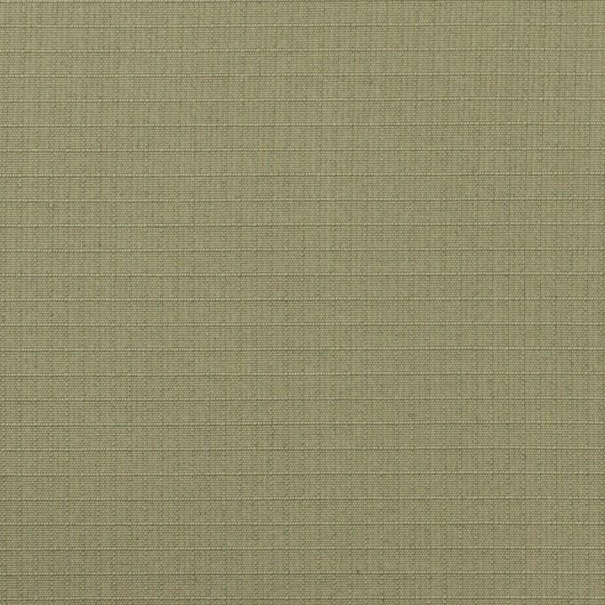 コットン&シルク×無地(アイビーグリーン)×リップストップ_全4色 イメージ1