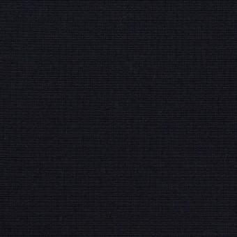 コットン&シルク×無地(ブラック)×リップストップ_全4色 サムネイル1