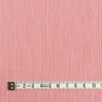コットン×ストライプ(レッド)×コードレーン サムネイル4