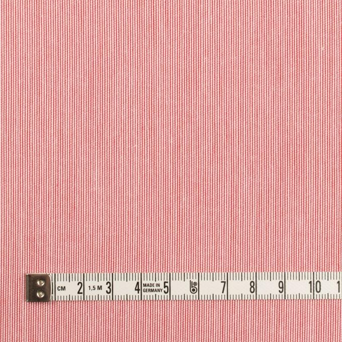 コットン×ストライプ(レッド)×コードレーン イメージ4