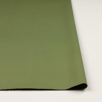 コットン&ポリウレタン×無地(フォレストグリーン)×チノクロス・ストレッチ サムネイル3