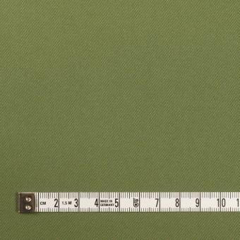コットン&ポリウレタン×無地(フォレストグリーン)×チノクロス・ストレッチ サムネイル4
