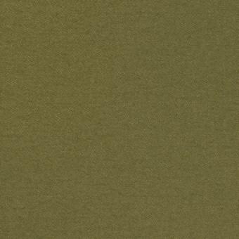 コットン×無地(カーキグリーン)×チノクロス