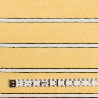 コットン&レーヨン×ボーダー(シトロン)×ボイルドビー サムネイル4