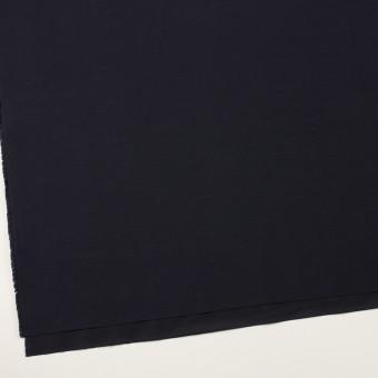 コットン&キュプラ×無地(ネイビー)×二重織 サムネイル2