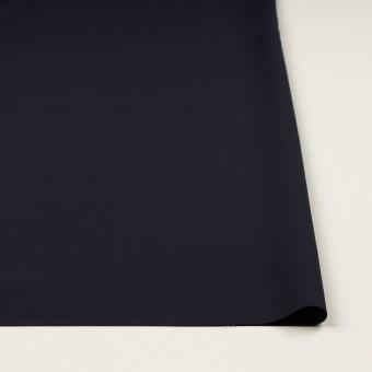 コットン&キュプラ×無地(ネイビー)×二重織 サムネイル3