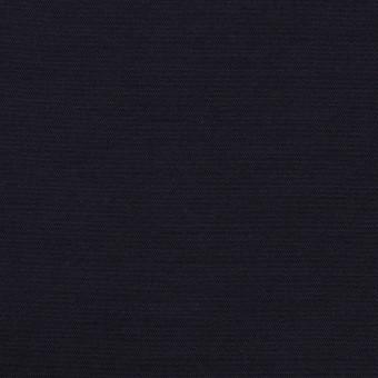 コットン&キュプラ×無地(ネイビー)×二重織 サムネイル1