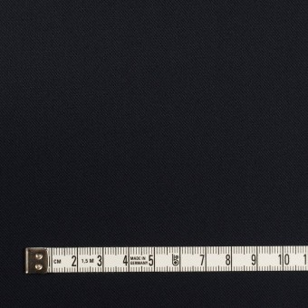 コットン×無地(ダークネイビー)×ギャバジン サムネイル4