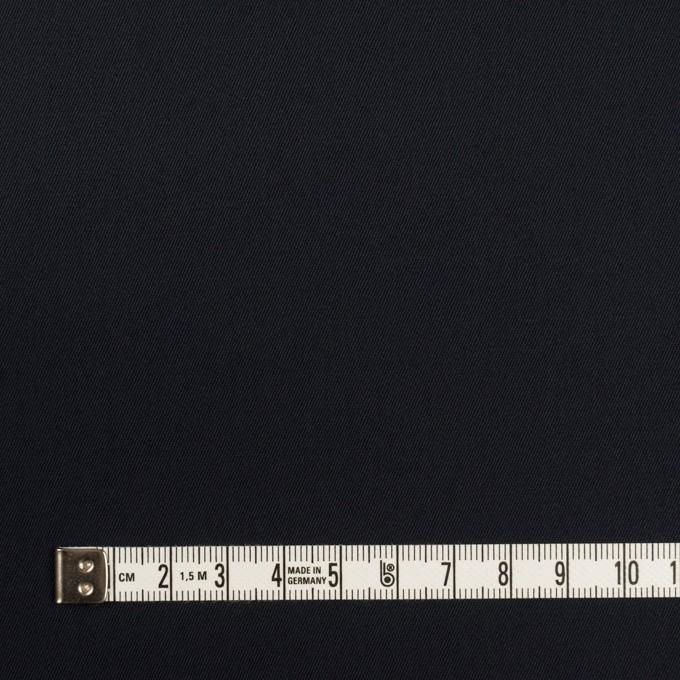 コットン×無地(ダークネイビー)×ギャバジン イメージ4