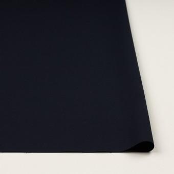 コットン&ポリウレタン×無地(ダークネイビー)×二重織ストレッチ サムネイル3