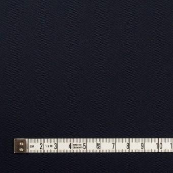 コットン&ポリウレタン×無地(ネイビー)×チノクロス・ストレッチ サムネイル4