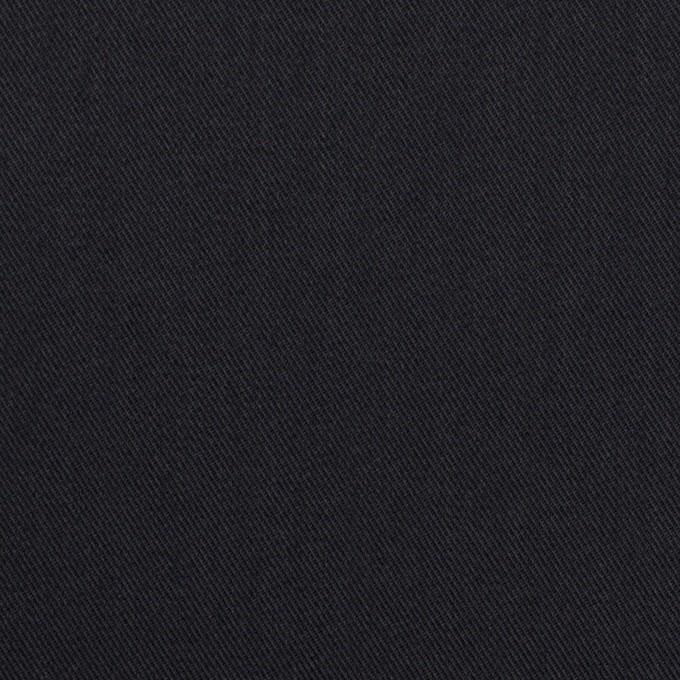コットン&ポリエステル混×無地(ダークネイビー)×チノクロス・ストレッチ イメージ1