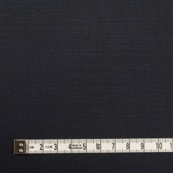 コットン&ポリウレタン×無地(ダークネイビー)×二重織ストレッチ サムネイル4