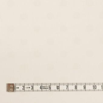 コットン&シルク×水玉(エクリュ)×二重織ジャガード サムネイル4