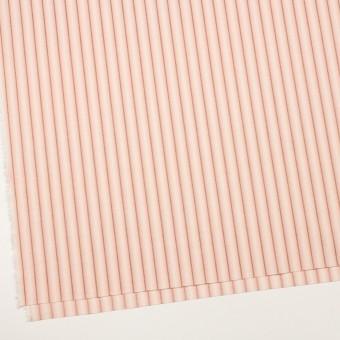 コットン&リネン×ストライプ(ピーチ)×ポプリンジャガード_全2色 サムネイル2