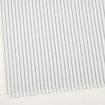 コットン&リネン×ストライプ(ブルーグレー)×ポプリンジャガード_全2色 サムネイル2