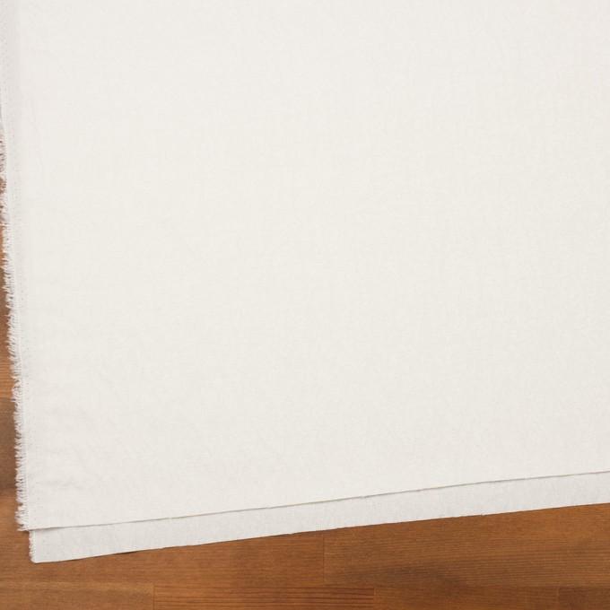 ポリエステル&レーヨン混×幾何学模様(ミルク)×フクレジャガード・ストレッチ イメージ2