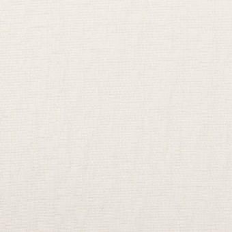 ポリエステル&レーヨン混×幾何学模様(ミルク)×フクレジャガード・ストレッチ