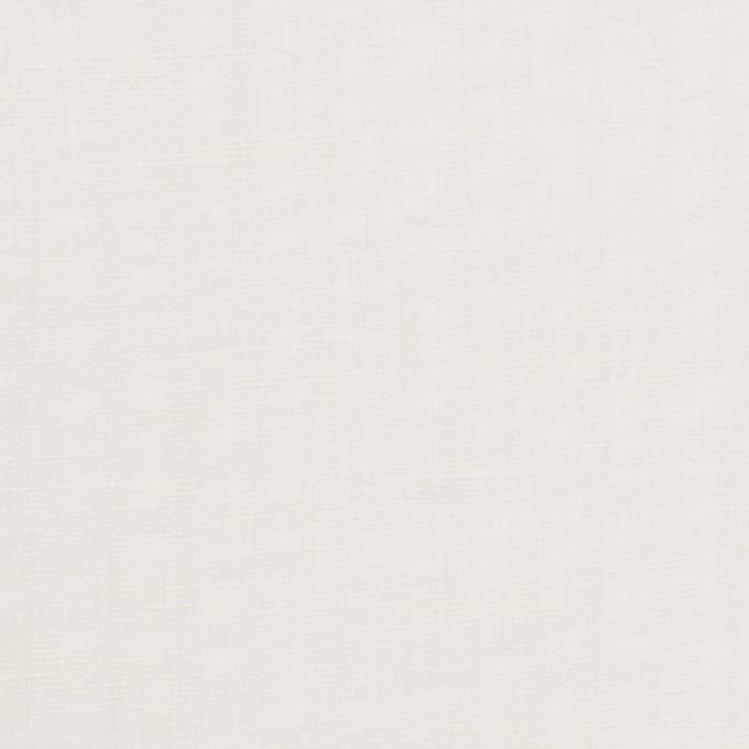 コットン&リネン×無地(オフホワイト)×サッカー イメージ1