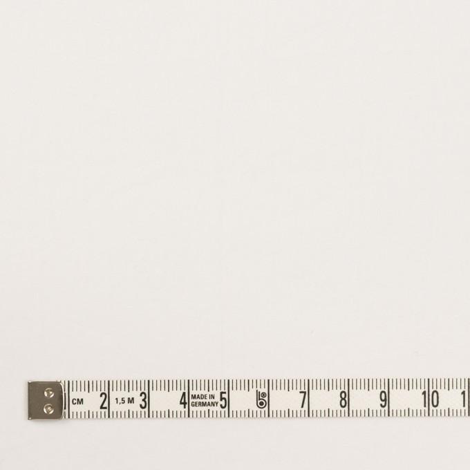 コットン×無地(オフホワイト)×タイプライター(高密ローン)・ワッシャー イメージ4