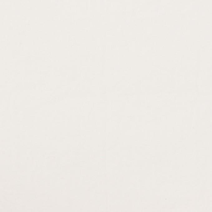 コットン×無地(オフホワイト)×タイプライター(高密ローン)・ワッシャー イメージ1