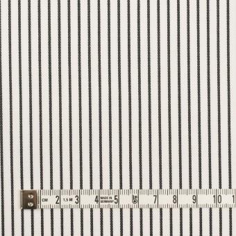 コットン×ストライプ(チャコール+ピンク&パープル)×ブロードジャガード_全2色 サムネイル4