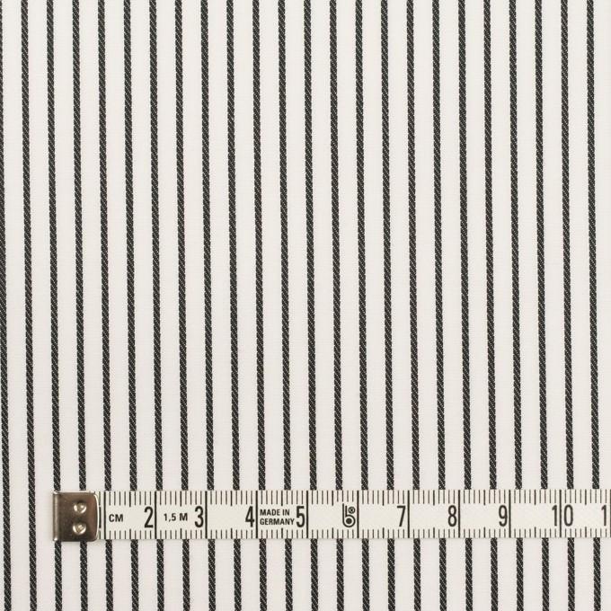 コットン×ストライプ(チャコール+ピンク&パープル)×ブロードジャガード_全2色 イメージ4