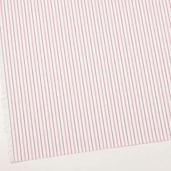 コットン×ストライプ(ピンク)×ブロードジャガード_全2色 サムネイル2