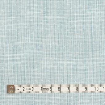 コットン×小紋(シャーベットグリーン)×シャンブレー・ドビー サムネイル4