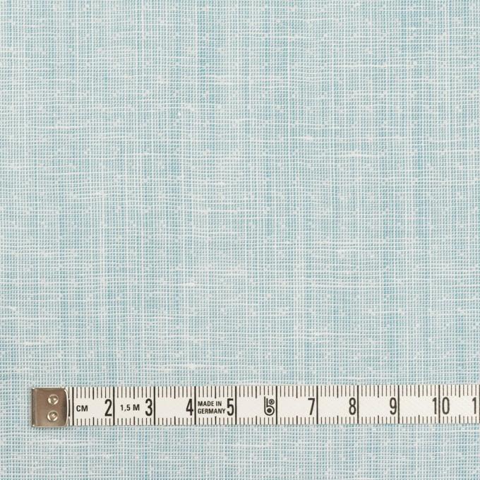コットン×小紋(シャーベットグリーン)×シャンブレー・ドビー イメージ4