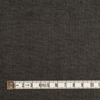 コットン×無地(ブラック)×オーガンジー サムネイル4