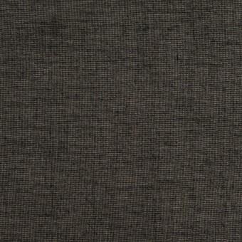 コットン×無地(ブラック)×オーガンジー サムネイル1