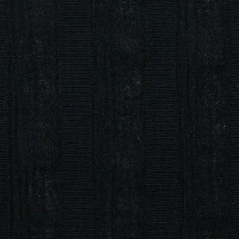 コットン×無地(ブラック)×ヨウリュウ サムネイル1