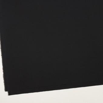 コットン×無地(ブラック)×ブロード_イタリア製 サムネイル2